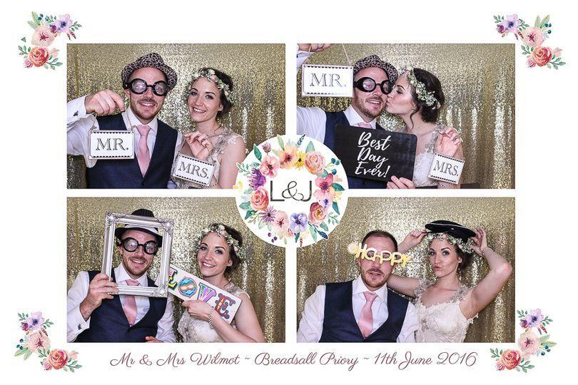 Idée photobooth mariage