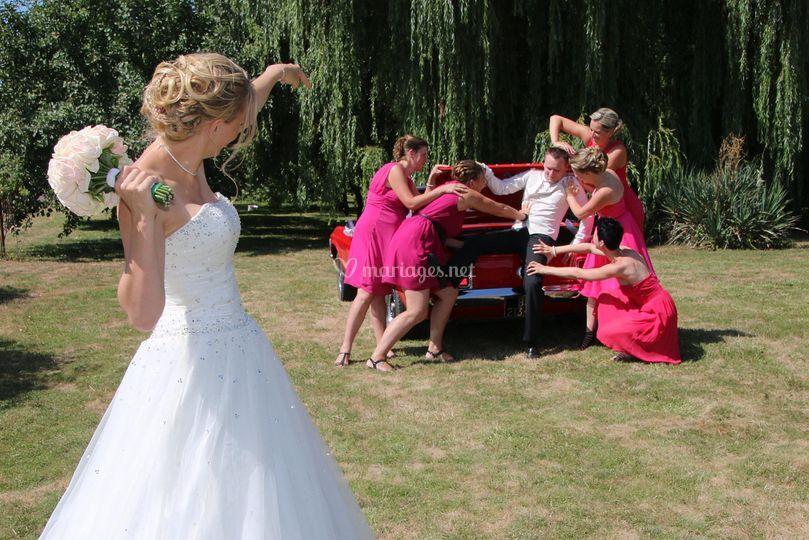Le futur époux doit se marier