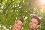Photo mariage contre jour
