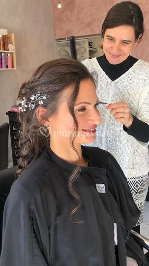 Maquillage mariée /Oct 2020