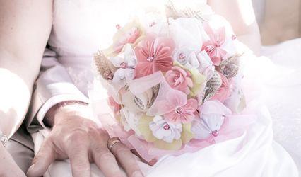 Fleurs de Mariée - Créations 1