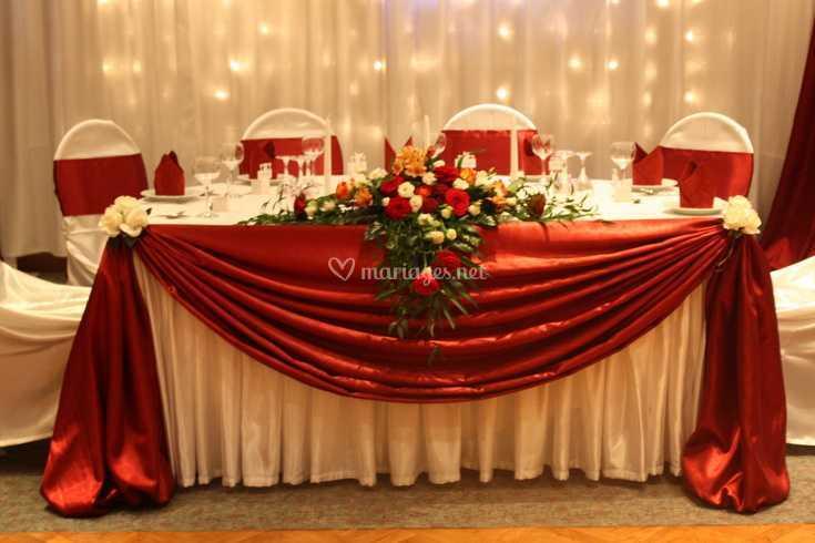 Célèbre Table d'honneur des mariés de K&K Décoration | Photo 9 GJ51