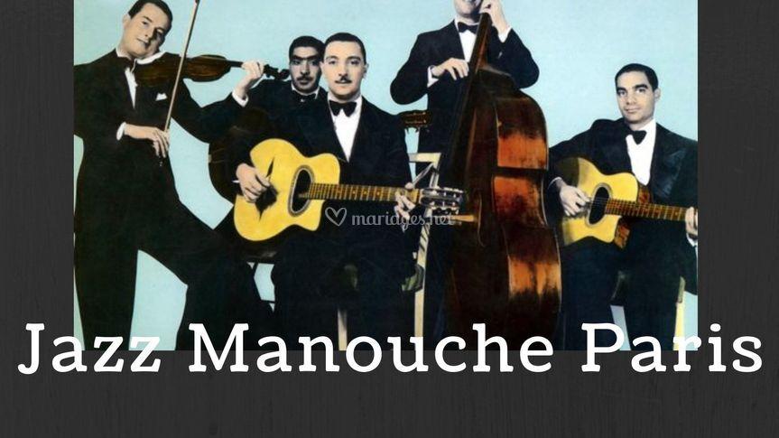 Jazz Manouche Paris