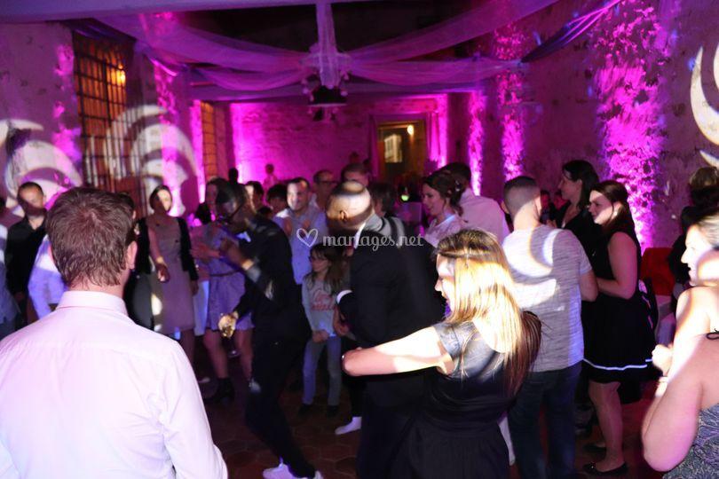 DJ VTR mariage mixte