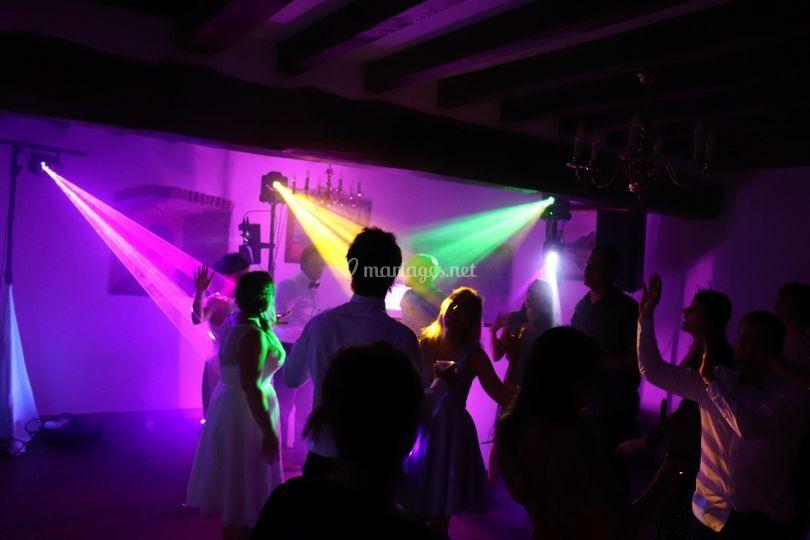 DJ VTR 78 Dancefloor