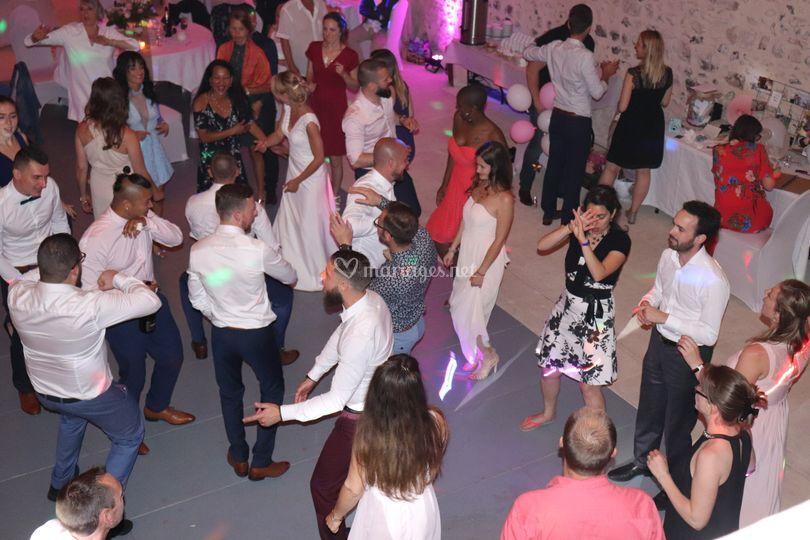 DJ VTR 78 Soirée dansante
