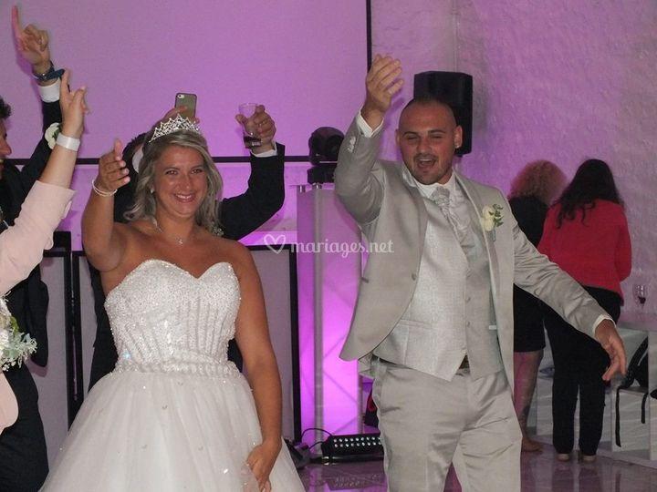 DJ VTR 78 mariage dancefloor