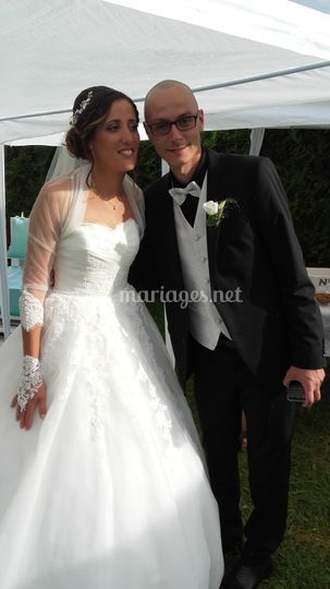 Mr et Mme Bartholomei