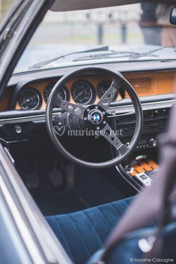 Intérieur BMW