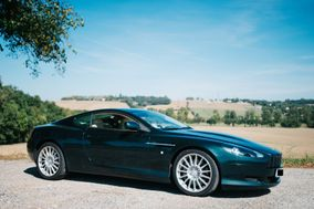 Location Aston Martin DB9 et BMW
