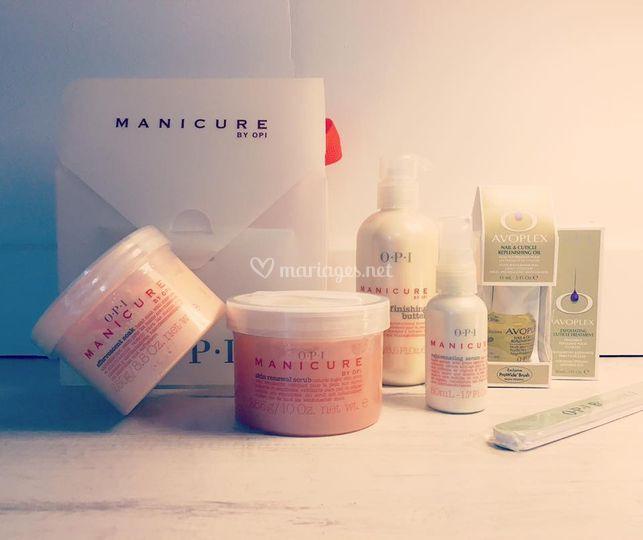 Manucure O.P.I