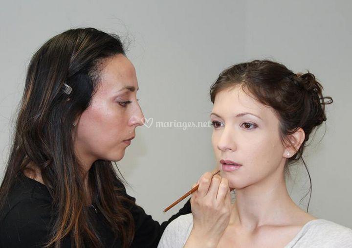 Sam Make up