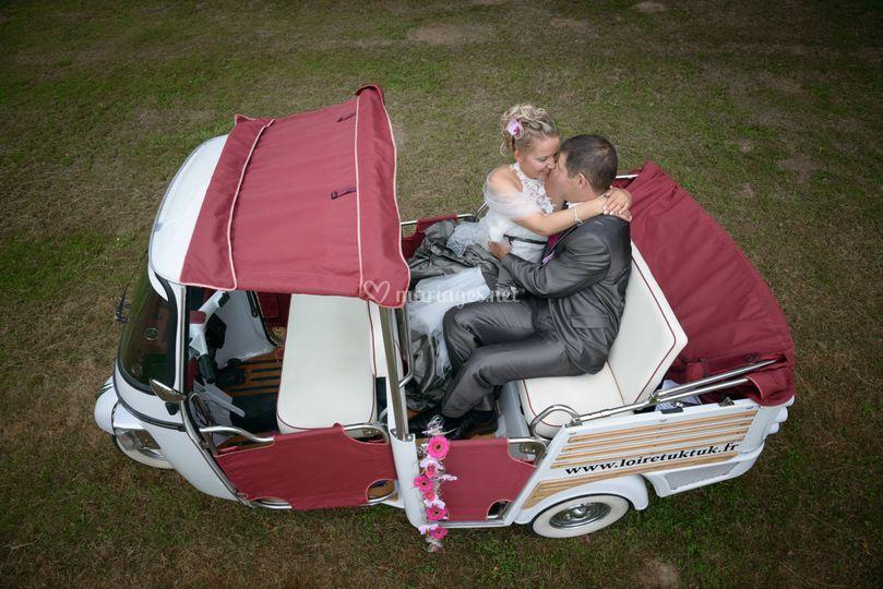 Loire Tuktuk