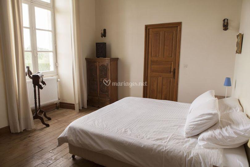 Une chambre au château