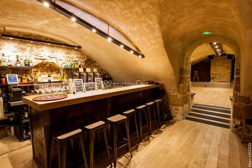 Bar à proximité de la salle
