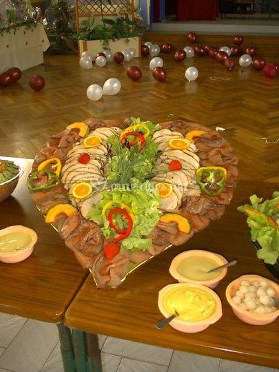 Délicieux banquets