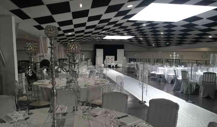 Mariage en mezzanine