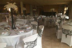 Orchidée Salon de Réception