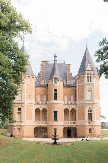 Façade Château