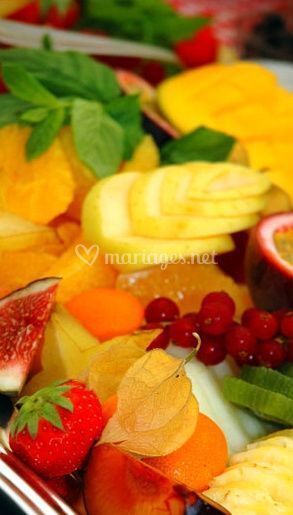 Salade de fruits