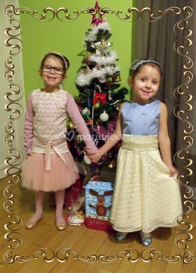 Robes de cérémonie fillettes