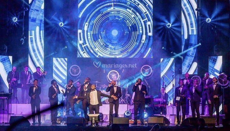Concert gospel privé