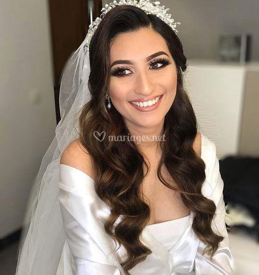 Splendide Mariée