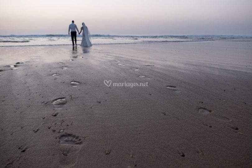 Couple / plage