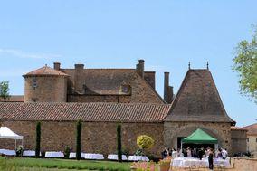 Château de Saint Marcel de Félines