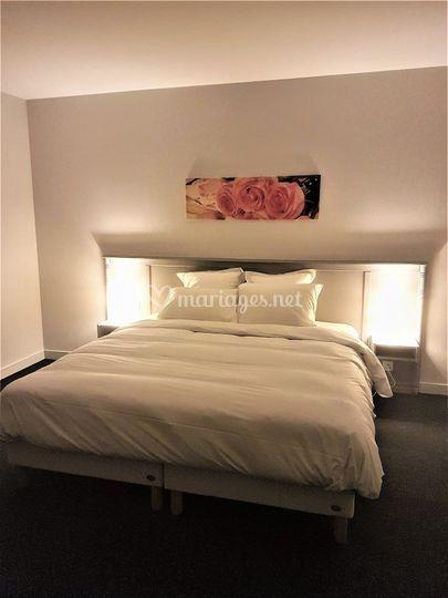 Chambre premium lit 180x200