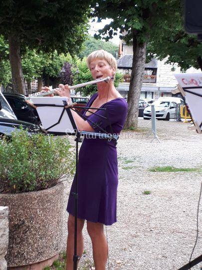 La flûte