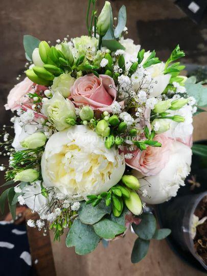 Bouquet de mariéee