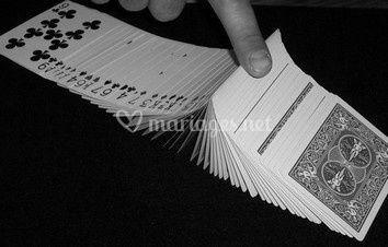Magie close-up - jeux de cartes