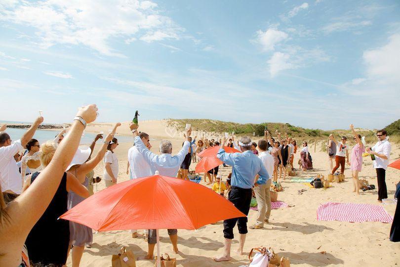 Fiesta à la playa