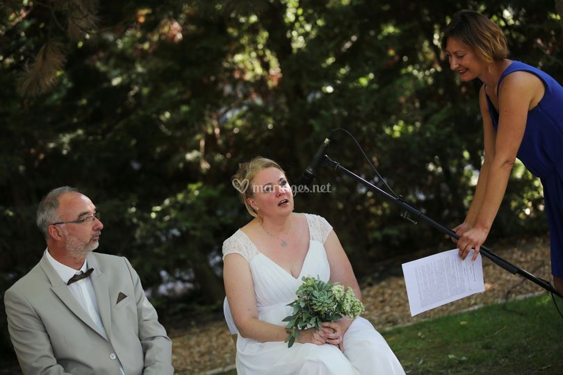 Quand la mariée chante