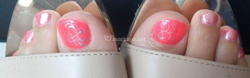 Beauté de pieds