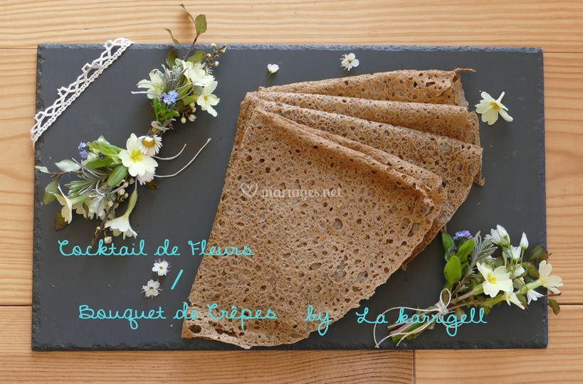 Crêpe blé noir