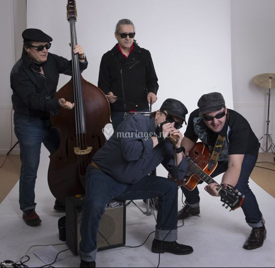 Les Margouyots (Rockabilly)
