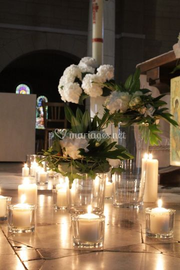 Ceremonie romantique