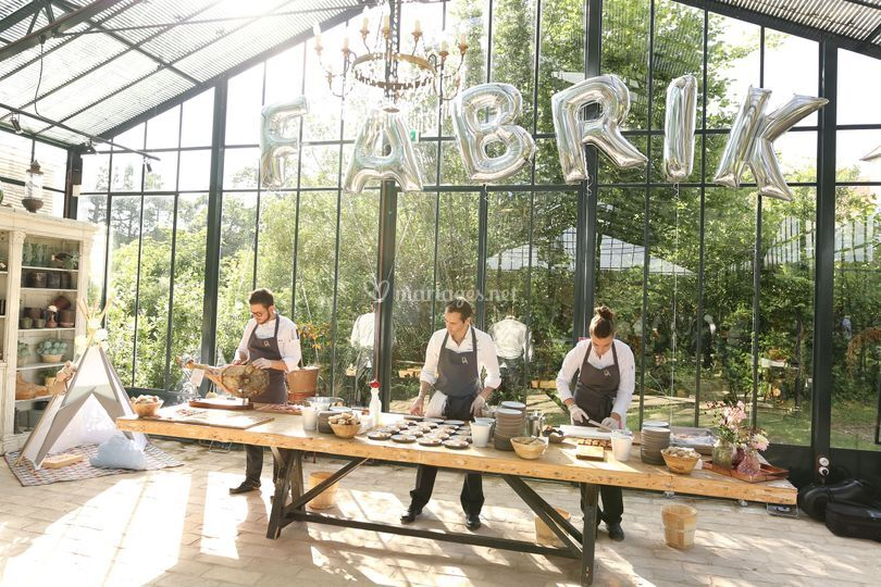 Atelier degustation