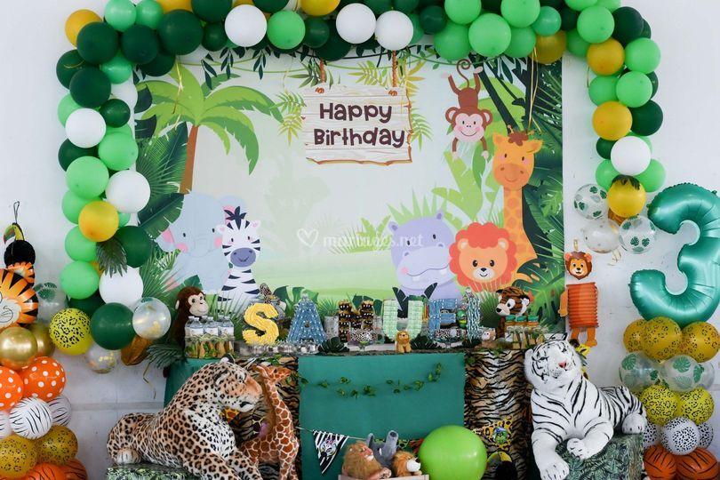 Candy bar jungle