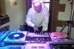 Disco-mobil DJ Yéti