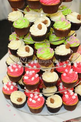 Farandole de cupcake