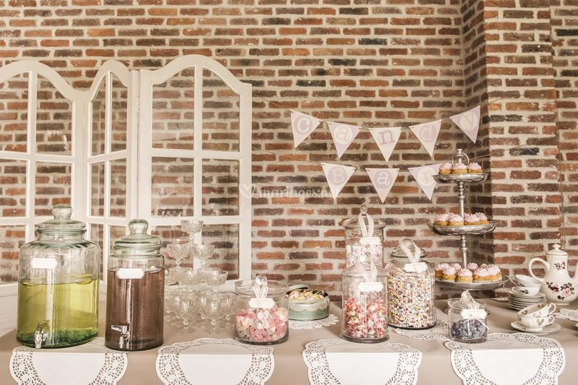 """Candy bar """"shabby chic"""" by gbb"""
