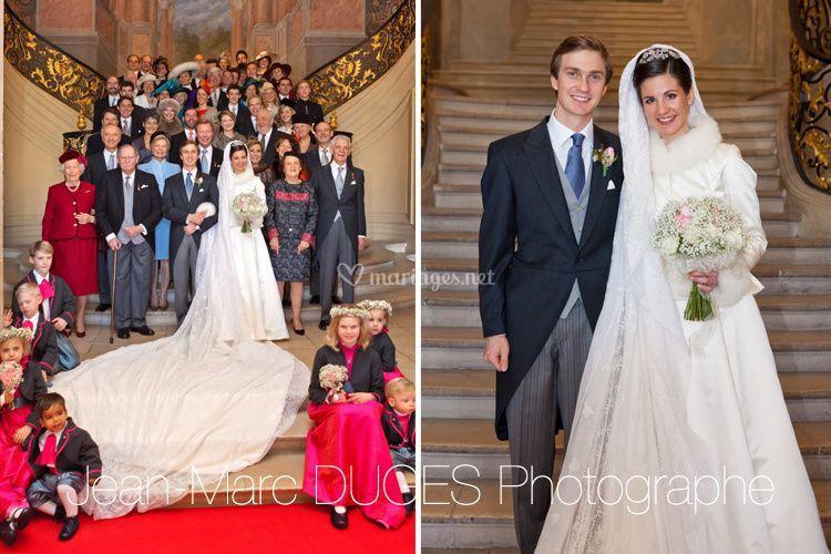 Mariage princier à Nancy