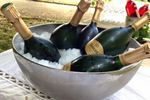 Vasque champagne