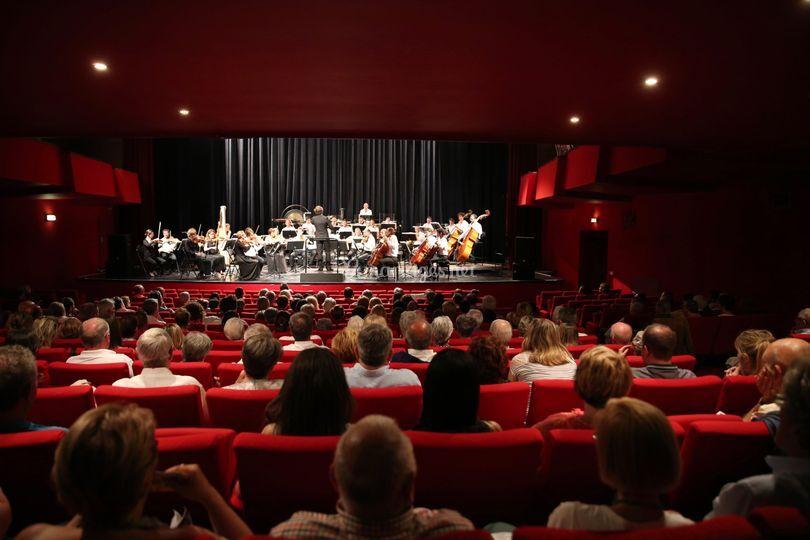 Théâtre (599 places)