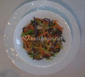 Savoureusement légumes