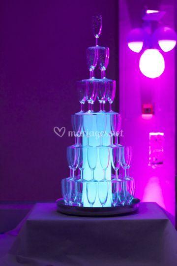 Fontaine de champagne 4