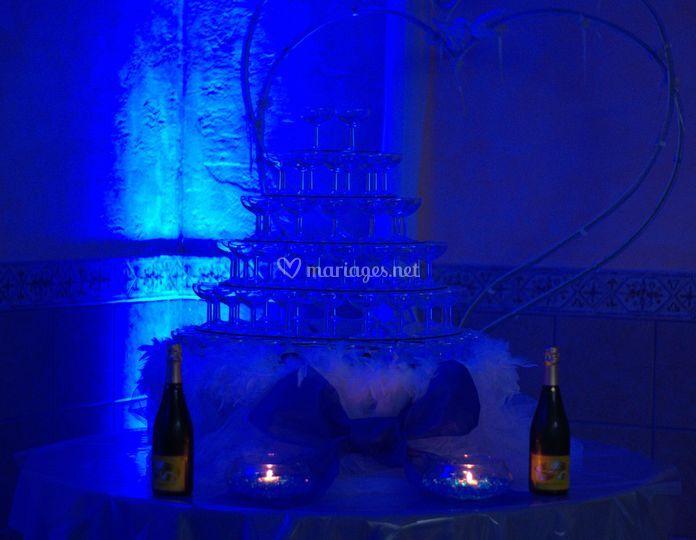 Fontaine de champagne 3